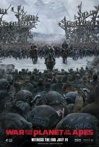 Tráiler final de War for the Planet of the Apes